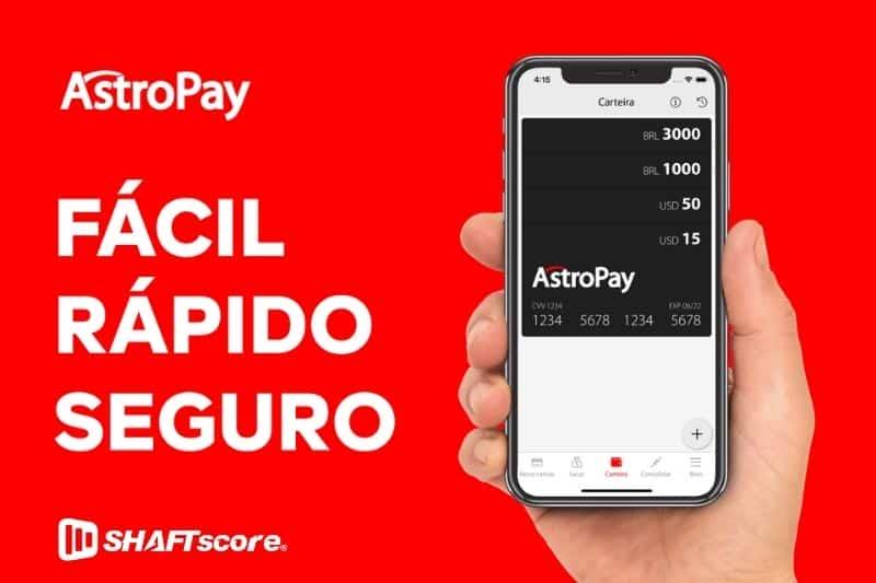Imagem de compra e venda de ASTROPAY para apostas esportivas online.