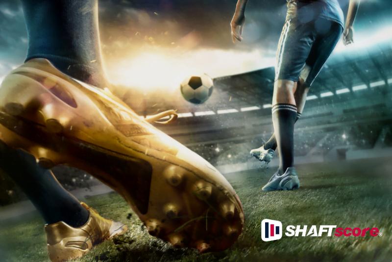 Imagem ilustrativa de jogadores de futebol em campo - Manual das apostas esportivas