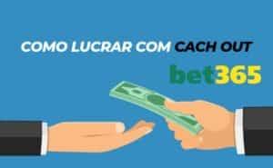Recebendo Cash out Bet365