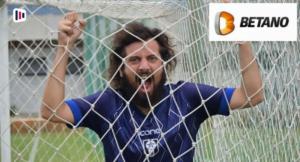 Cartolouco em campeonato carioca patrocinado pela Betano.