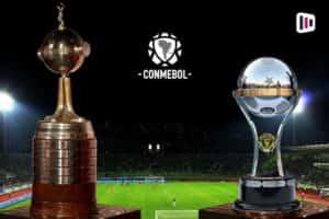 Taças - Sorteio Libertadores Sul-Americana