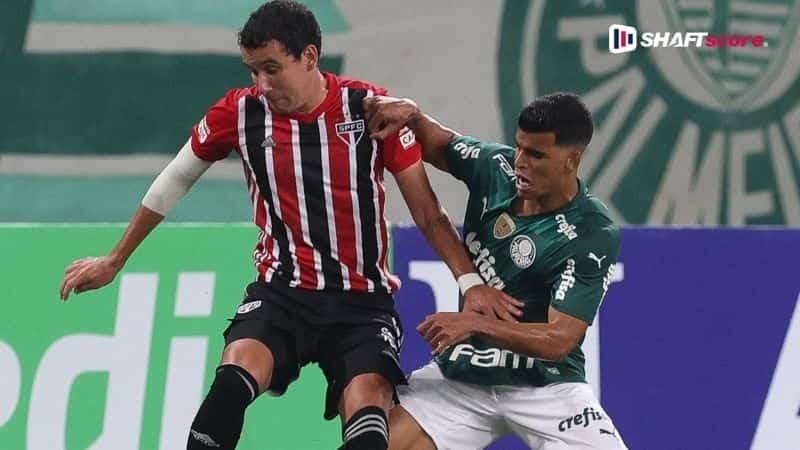 Final São Paulo Palmeiras