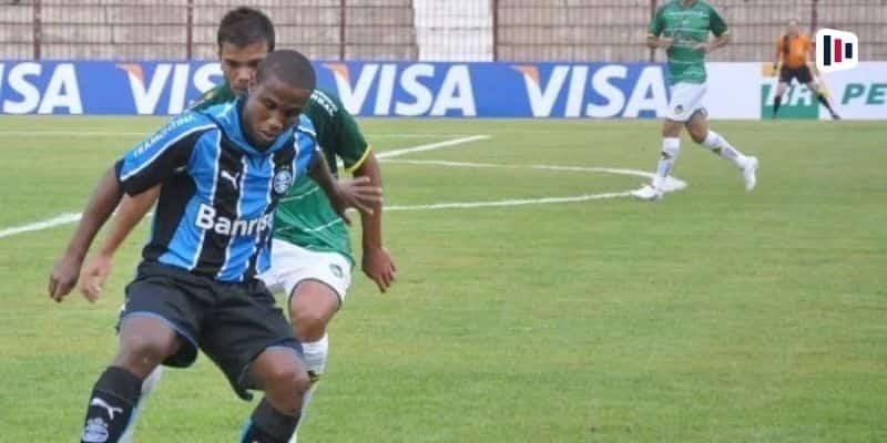 Jogadores Aragua Grêmio