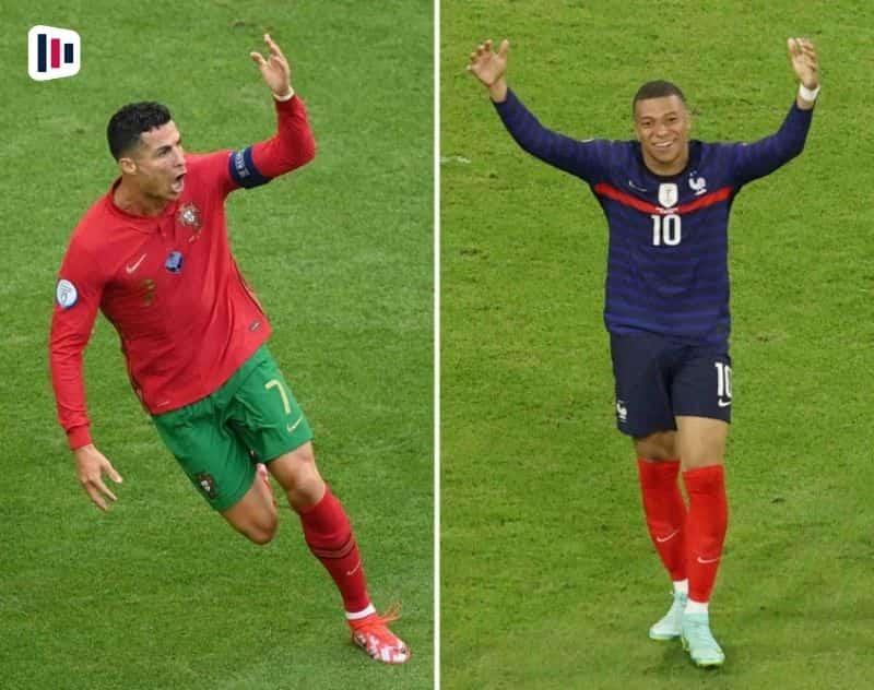 Palpite e prognóstico Portugal França, dicas de apostas.