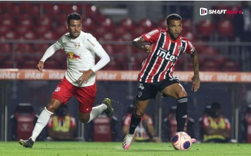 Palpite e prognóstico São Paulo Bragantino, dicas de apostas esportivas online.