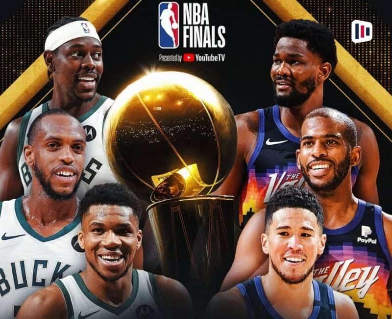Palpite e prognóstico Phoenix Suns Milwaukee Bucks, dicas de apostas esportivas.