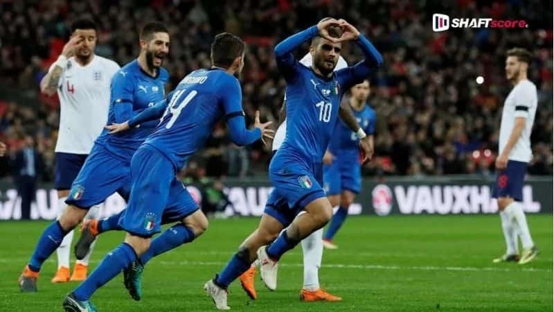 Palpite e prognósticos Itália Inglaterra